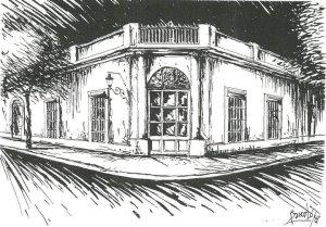 Casa más antigua de San Pedro